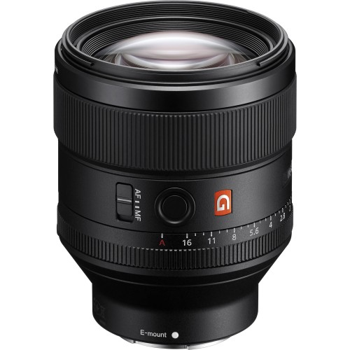 Sony FE 85 mm F1.4 GM