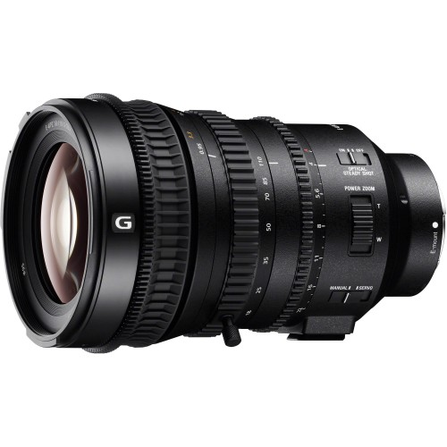 Sony E PZ 18-110mm F4 G OSS