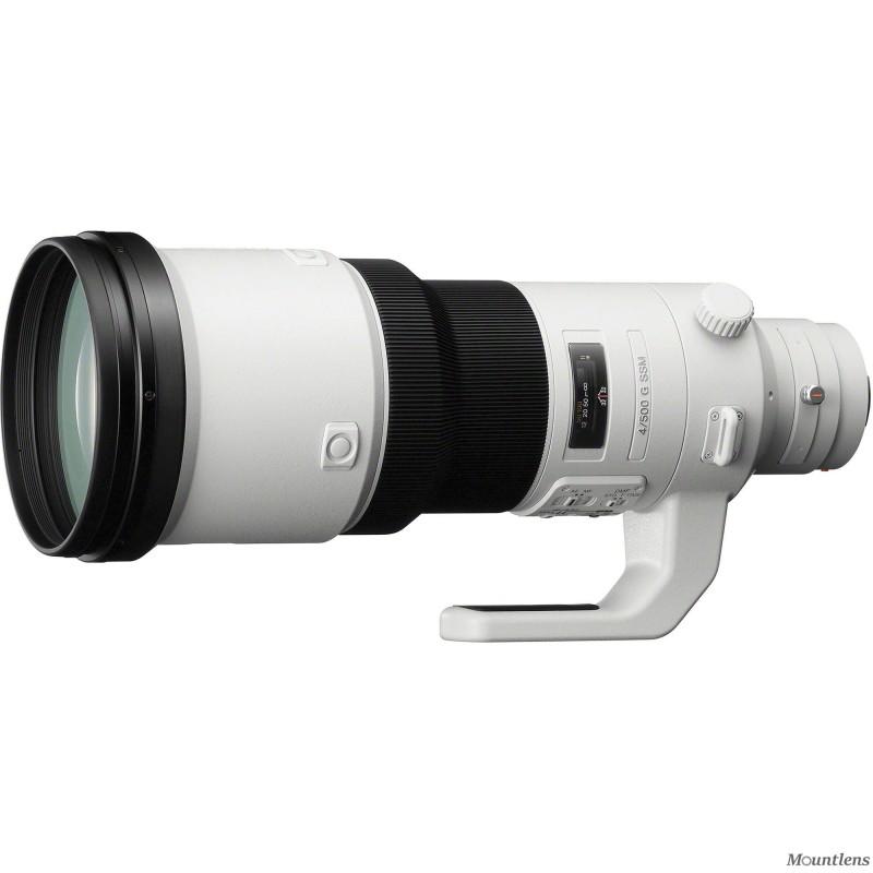 Sony 500mm F4 G SSM