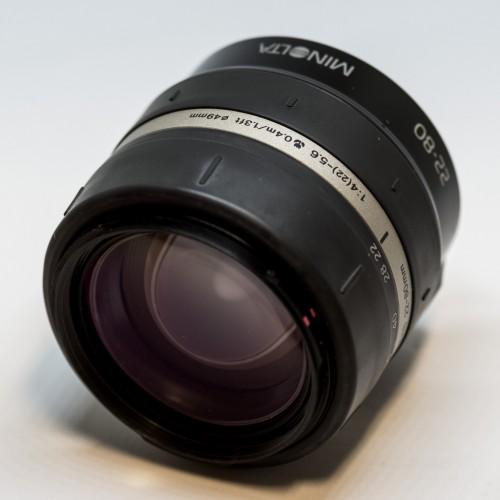 Minolta Vectis 22-80mm F4-5.6
