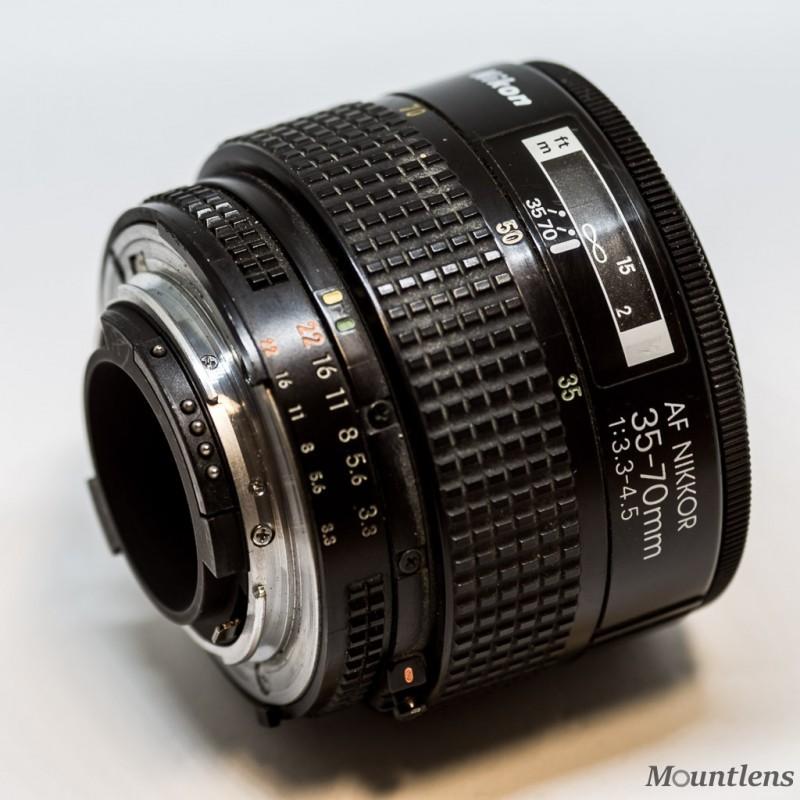 Nikkor AF 35-70mm F3.3-4.5