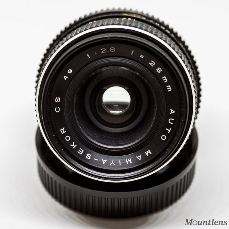 Mamiya Sekor CS 28mm F2.8