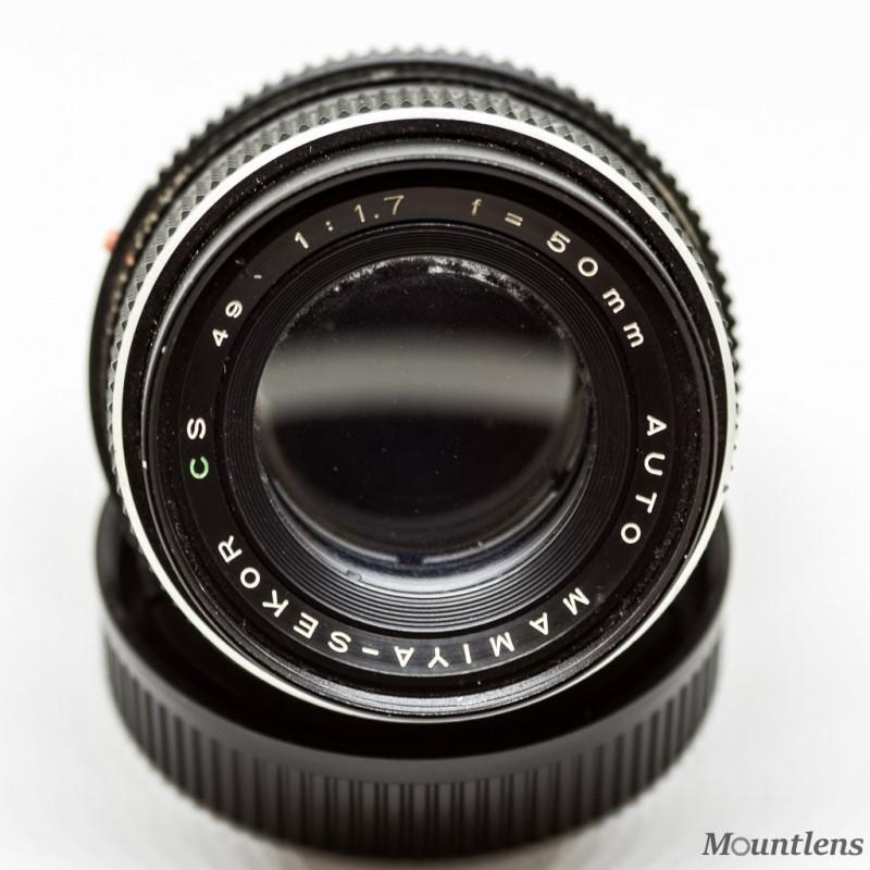 Mamiya Sekor CS 50mm F1.7