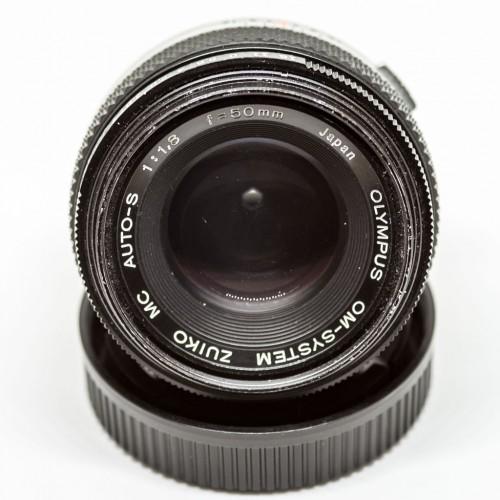 Olympus OM 50mm F1.8 Zuiko Auto-S