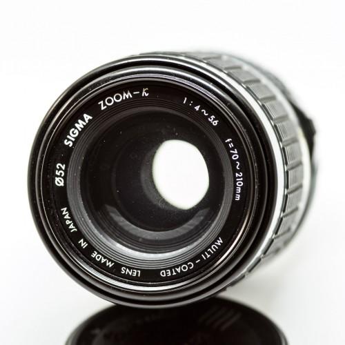 Sigma K 70-210mm F4-5.6