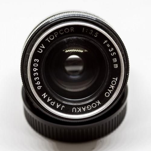 Tokyo Kogaku UV Topcor 35mm F3.5