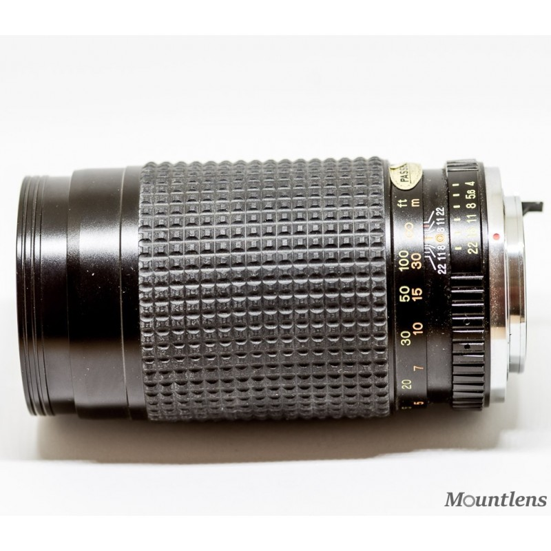 Bell & Howell 200mm F4