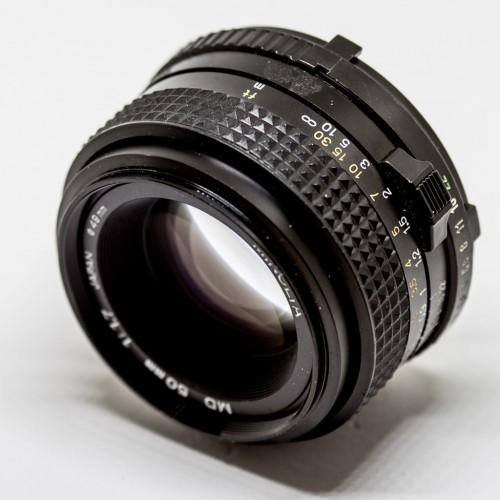 Minolta MD 50mm F1.7