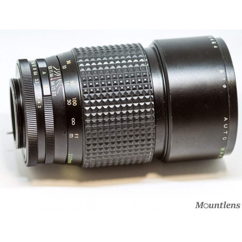 Makinon 200mm F3.3