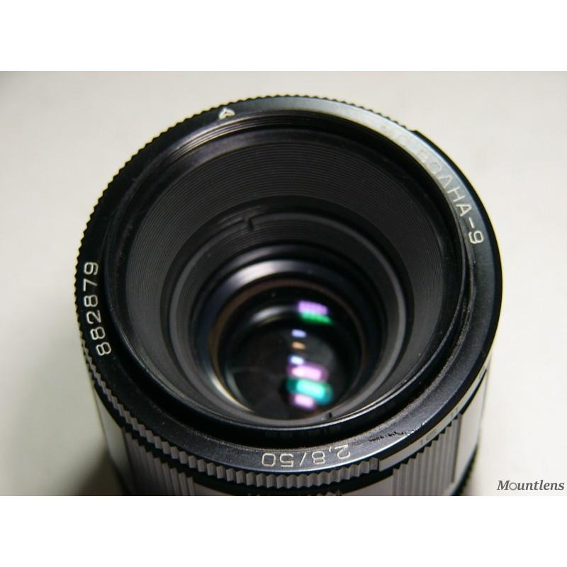 MC Volna-9 50mm F2.8 Macro