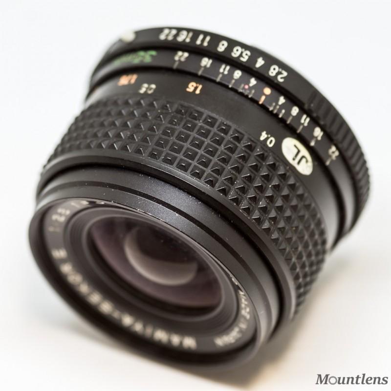 Mamiya Sekor E 35mm F2.8