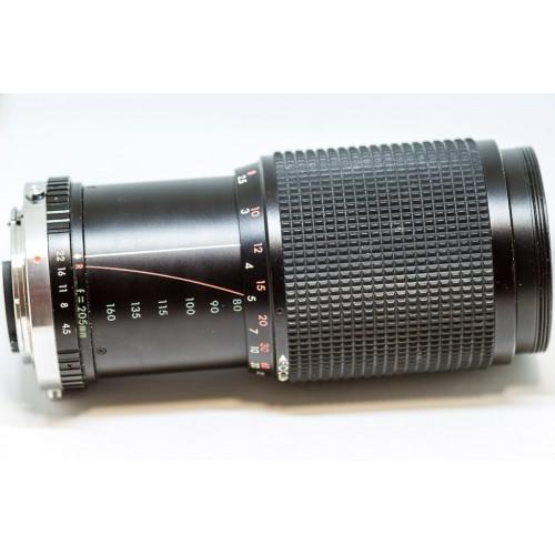 Panagor Auto 80-205mm F4.5