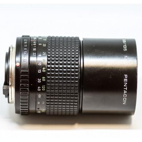 Pentacon Practikar 135mm F2.8