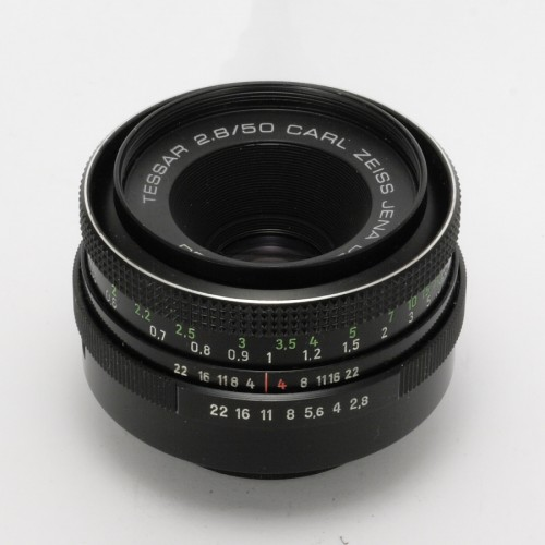 Carl Zeiss Tessar 50mm F2.8