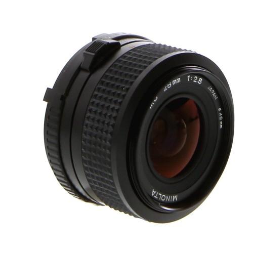 Minolta MD 28mm F2.8
